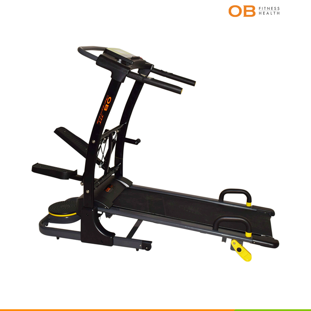 Jual Alat Fitness Sold Out Manual Treadmill