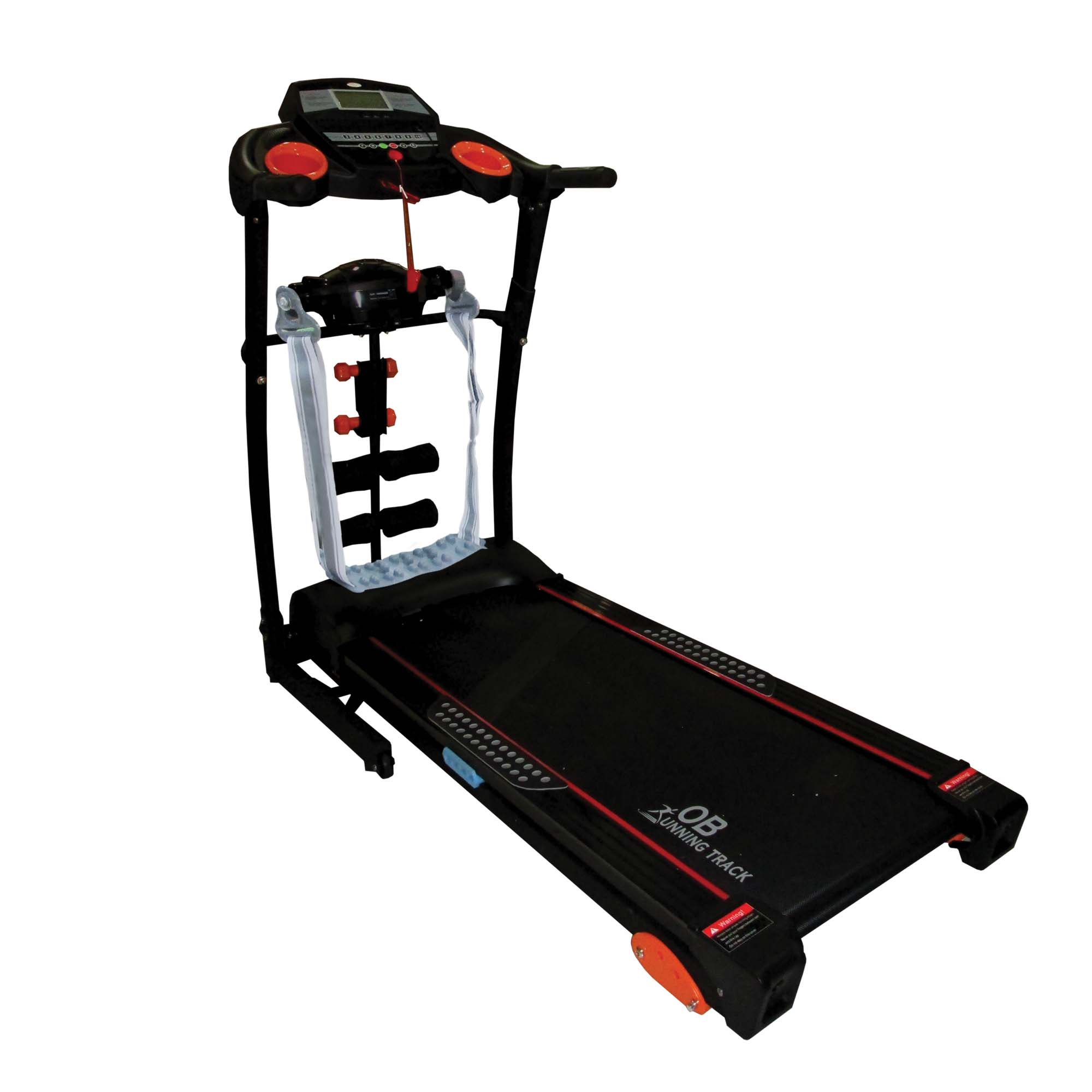 Jual Alat Fitness OB 1029 Electric Treadmill Multifungsi